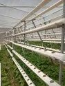 Hydroponic Outdoor Vegetable Unit