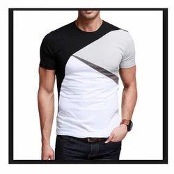 Men's Cotton T-Shirt, Size: S - XL