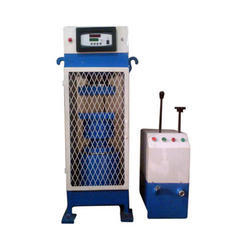 Plate Type Compression Testing Machine