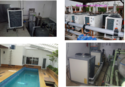 Air Source Swimming Pool Heat Pump