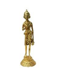 Gold Plated Nilkanth Varni