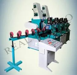 Belt Type Tube Polishing Machine