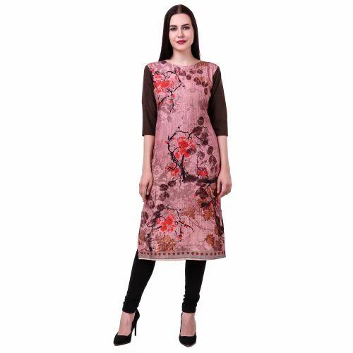 4ae9a7a931 Women Kurti - Ladies Designer Kurti Manufacturer from Surat