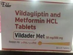 Vildagliptin & Metformin