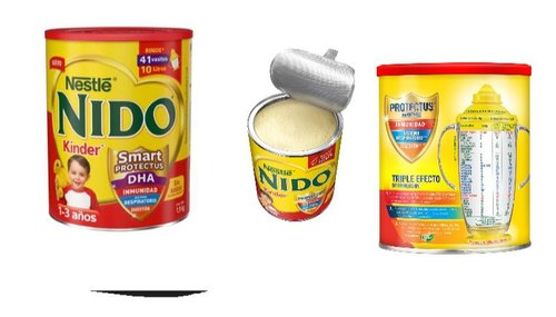 MILK POWDER - Nestle Nido Red Cap Milk Powder Wholesale Trader from