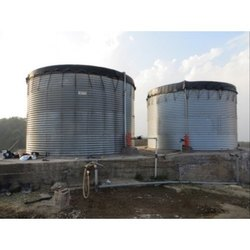 Prefabricated Steel Bulk Water Storage Tanks