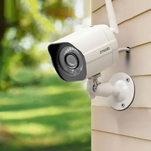 Offline CCTV Security Camera Installation in Pan India