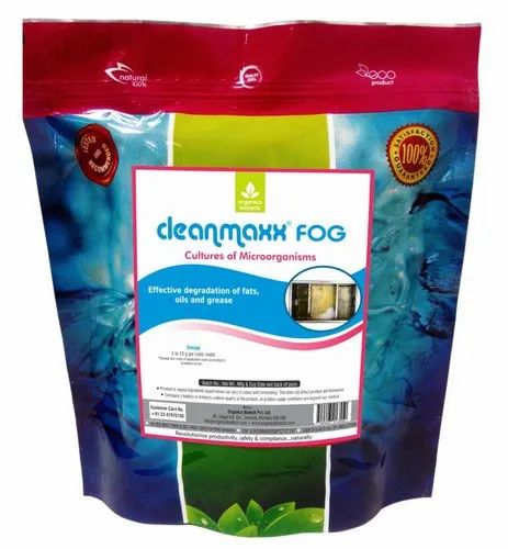 Bioclean Fog Soil Bioremediation Organic Products, Packaging Type: Aluminium Package