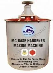 MC Base Hardener Making Machine