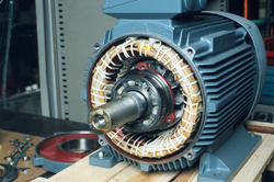 Single Row 6200 To 6210 Electric Motor Bearing, For Industrial