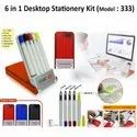 6-in-1 Desk Stationery Kit