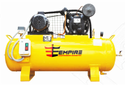 Double Stage Oil Free Reciprocating Air Compressor