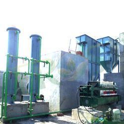 Textile Industry Effluent Treatment Plant