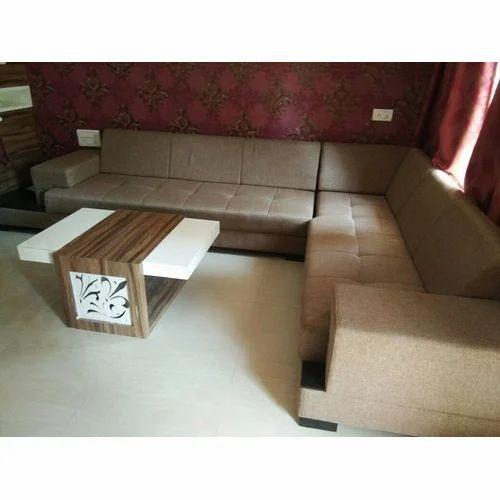 Royal Traders Wood Modern L Shape Sofa Set Rs 25000 Set Id