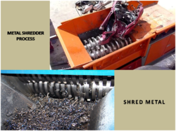 Metal Shredder