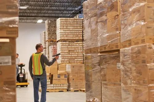 RFID Warehouse Inventory Management Solution Software
