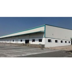 Pre Engineered Mild Steel Building