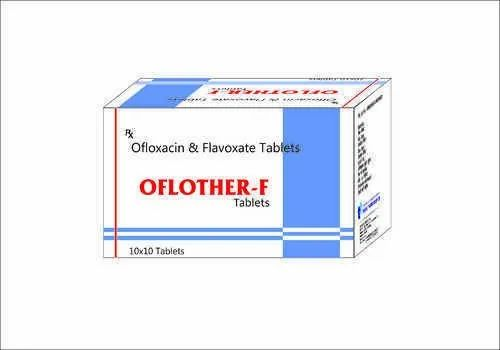 Pharmaceutical Third Party Manufacturing of Flavoxate Tablet