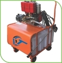 Diesel Water Jet Machine