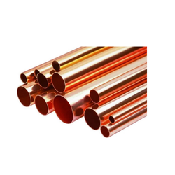 Pb Grade 1 Copper Alloy Pipe