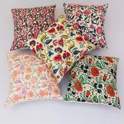 5 Piece Cushion Covers Set