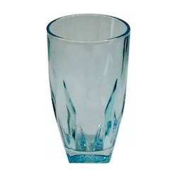 Colored Water Glass