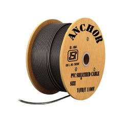 Anchor 3 Core Flat Submersible Cable