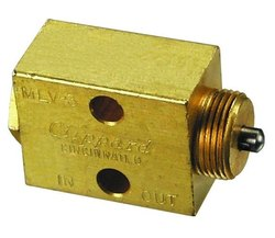 Clippard 3-Way Normally-Closed Limit Valve Part Number: MLV-3