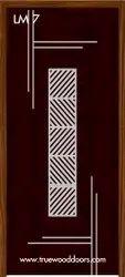 Truewood Hardwood Laminated Door