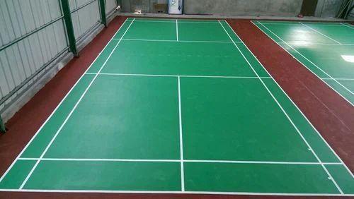 Carpet Court Badminton Court Construction Services, 2, Client Side