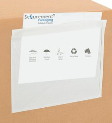 Packing List Envelopes (Full Gumming Paper Backing)