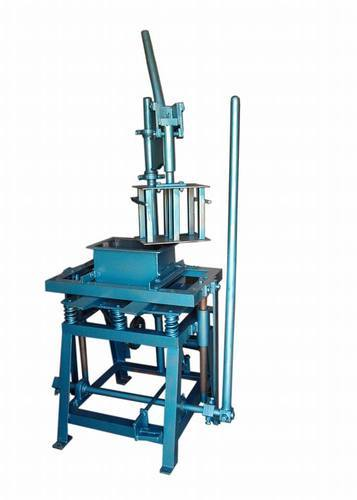 Hand Mould Brick Making Machine