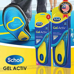 Active Air Shoe Gel Pad For Men 1 Pair(278-13)