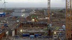 Factory civil Construction Service