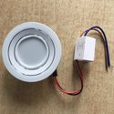 Ceramic 3 W Round Led Light