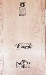 Shavak Brown MR Neem Plywood