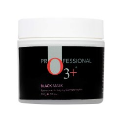 7 in 1 O3  Brightening Black Mask - 300g