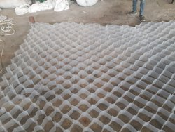 LDPE Plastic Cell Filled Concrete