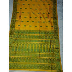 Pure Silk Baluchari Saree