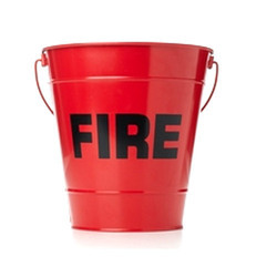 Fire Bucket Industrial