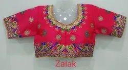 Zalak Embroidered Blouse