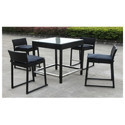 Outdoor Bar Table Set