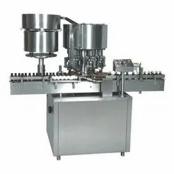 Automatic Vial Sealing Machine