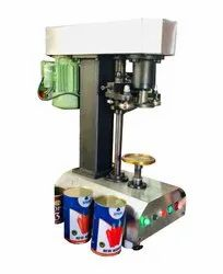 Unity Metals Table Top Can Seaming Machine, Capacity: 18/20 Cans Per Minute