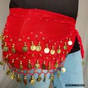 Belly Dance Belt - Hip scarf