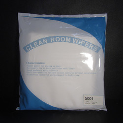Clean-Room Microfiber Wipes