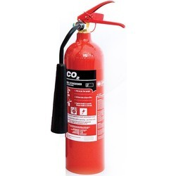 Red Carbon Dioxide Based Fire Extinguishers, Capacity: 4 Kg