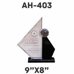 AH - 403 Acrylic Trophy