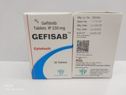 Gefisab 250 mg Gefitinib Tab