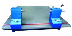 Luthra Cast Iron Surface Plate With Bench Centre 1000 x 1000 with stand